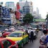 旧暦の新年、タイのソンクラーンに水掛を避けて宿泊は可能?